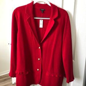 Sweater Jacket / Sweater Blazer - New with tags!